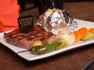 Owen's - Cortes de Carne