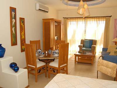 Suite de dos habitaciones