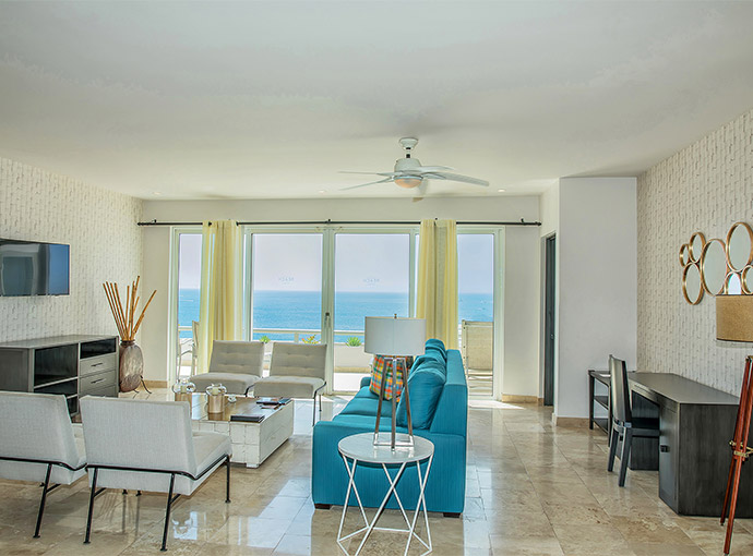 Two Bedroom Suite Ocean View
