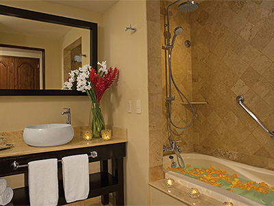 Preferred Club Junior Suite - Baño