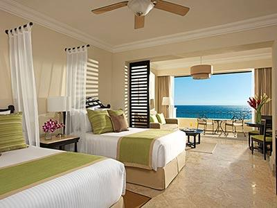 Junior Suite Ocean View - Two Beds