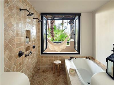 Ocean View Garden Casita - Bathroom