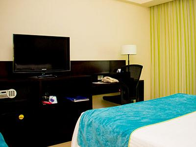 Standard Two Queen Size Beds Room
