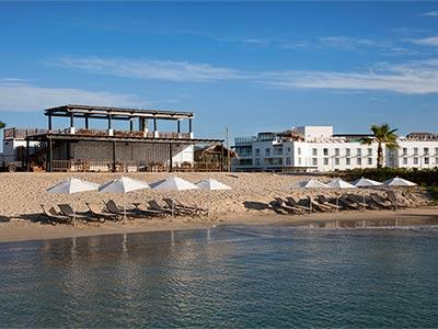Beach Club at El Ganzo