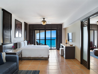 Ziva Ocean Front One Bedroom Master Suite