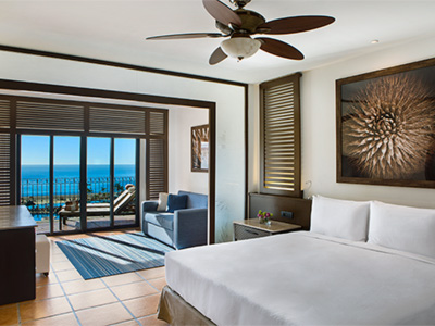Ziva Ocean View One Bedroom Master Suite
