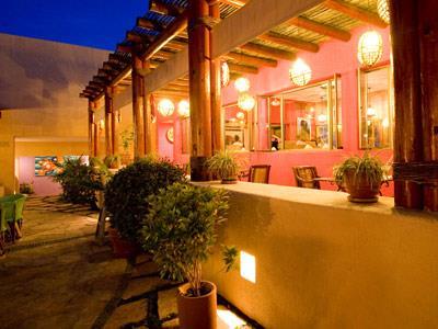 Hotel Description. At Los Patios ...