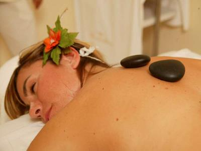Massages - Hot Stones