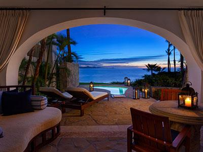 Ocean Front Junior Suite with Plunge Pool