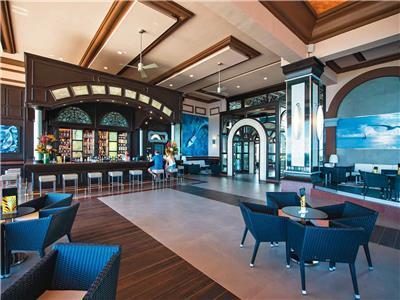 Lobby Bar La Ventana Riu Palace Cabo San Lucas