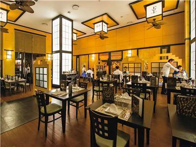 Restaurante Misaki Riu Palace Cabo San Lucas