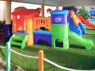 Instalaciones - Área de Juegos Baby's Park