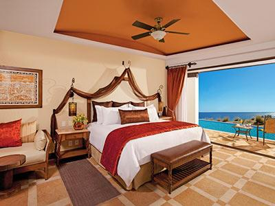 Preferred Club Junior Suite Swim Out Vista al Mar