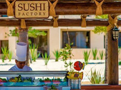 Sushi Factory Bar