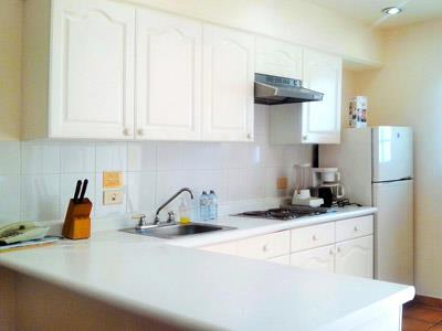 Suite Premier - Kitchenette