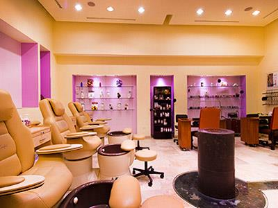 Spa - Manicure and Pedicure