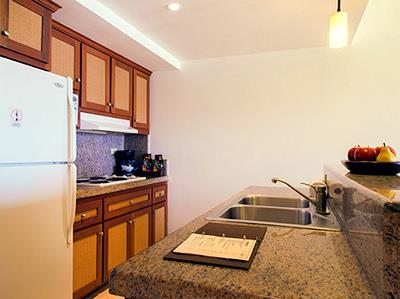 Master Suite - Kitchen