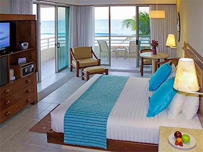 Junior Suite Premium Level Frente a la Playa