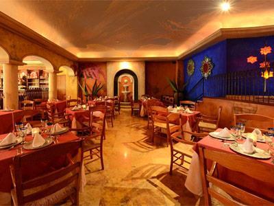 Restaurante Las Jícamas Barceló Gran Faro Los Cabos