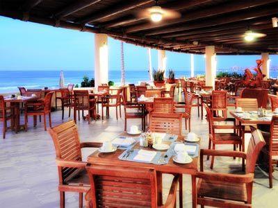 Restaurante La Olas Barceló Gran Faro Los Cabos
