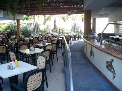 Snack Bar La Isla Barceló Gran Faro Los Cabos
