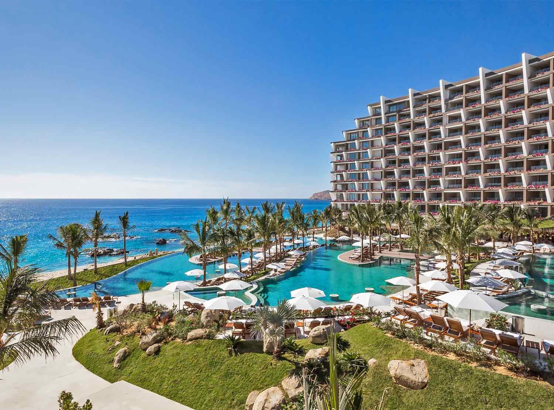 Fachada Grand Velas Los Cabos Luxury All Inclusive