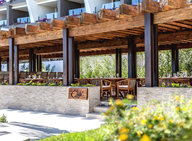 Restaurante Cabrilla Grand Velas Los Cabos Luxury All Inclusive