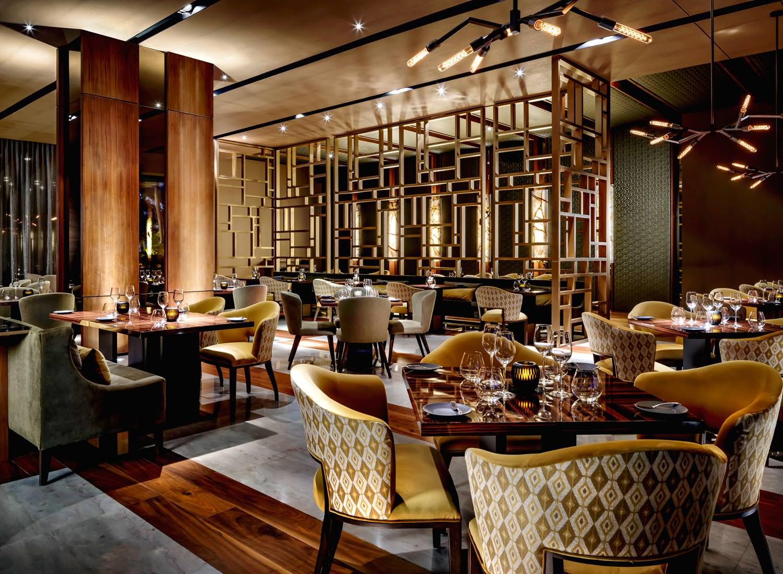 Restaurante Cocina de Autor Grand Velas Los Cabos Luxury All Inclusive