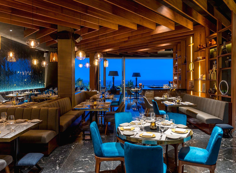 Restaurante Frida Grand Velas Los Cabos Luxury All Inclusive
