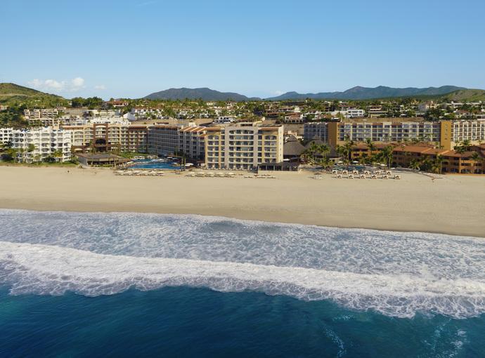 Fachada_t Krystal Grand Los Cabos All Inclusive
