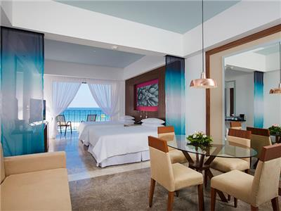 Junior Suite Vista al Mar Doble