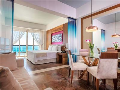 Junior Suite Vista al Mar King Size