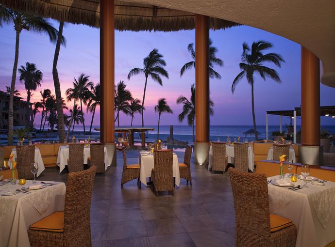 Restaurante Risotto Krystal Grand Los Cabos All Inclusive