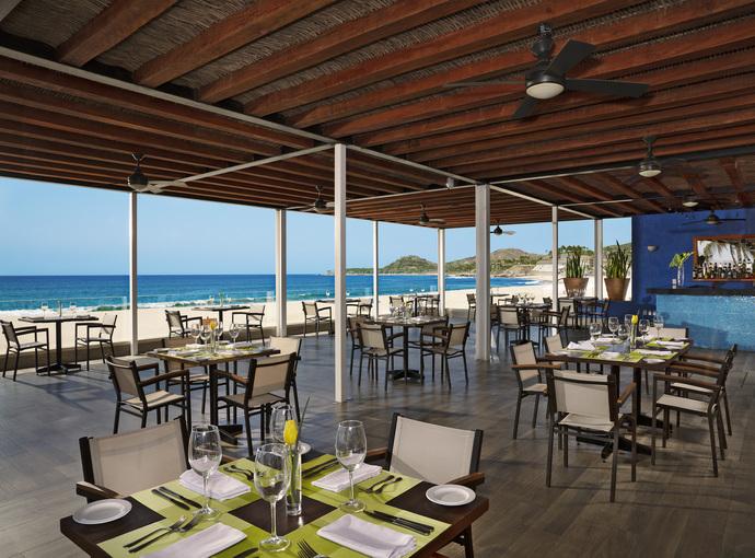 Restaurante The Grill Krystal Grand Los Cabos All Inclusive