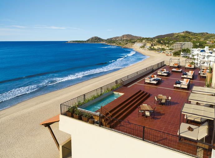 Bar Sky Lounge Krystal Grand Los Cabos All Inclusive