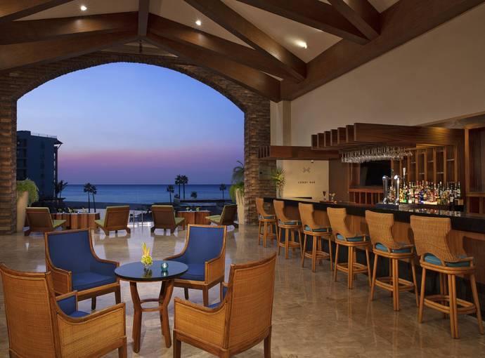 Lobby Bar Krystal Grand Los Cabos All Inclusive