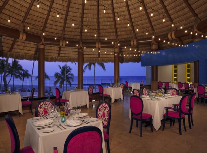 Restaurante Hacienda El Mortero Krystal Grand Los Cabos All Inclusive