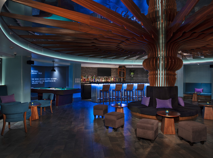 Time Out Bar Krystal Grand Los Cabos All Inclusive