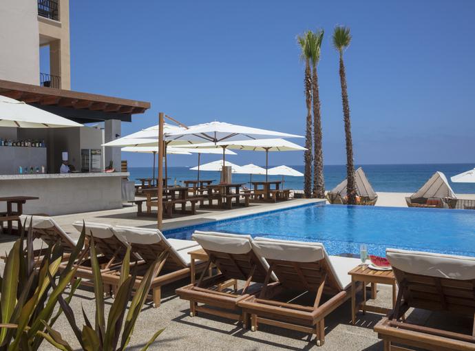 Surfos Beach Bar Krystal Grand Los Cabos All Inclusive