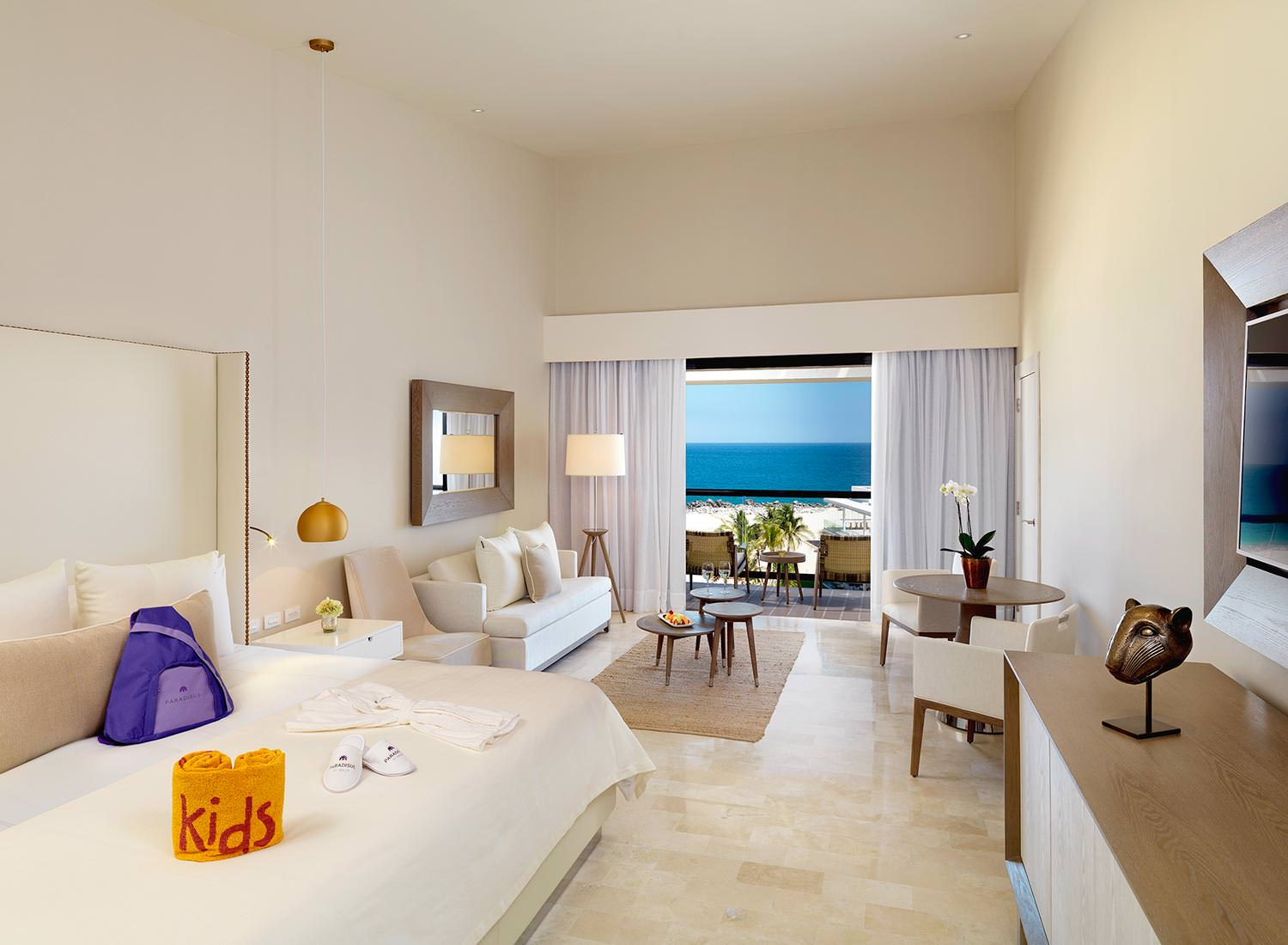 Master Suite Family Concierge Frente al Mar
