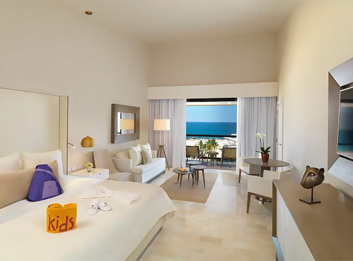 Suite Family Concierge Frente al Mar