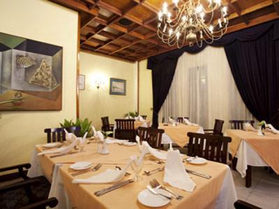 Restaurante La Casona Barceló Montelimar