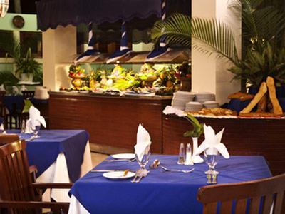 Restaurante Oceáno Barceló Montelimar