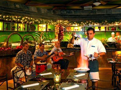 The Rico Tico Bar and Grill