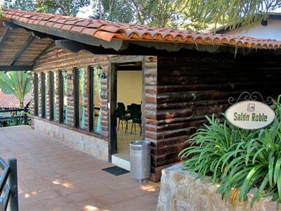 Salón Roble - Exterior