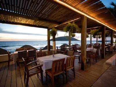 Restaurante Bistro Sea Garden - Terraza