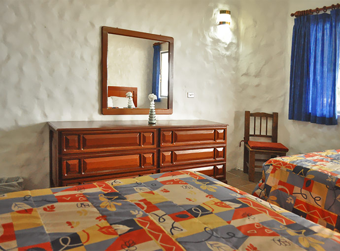 Junior Suite Two Double beds and Kitchenette