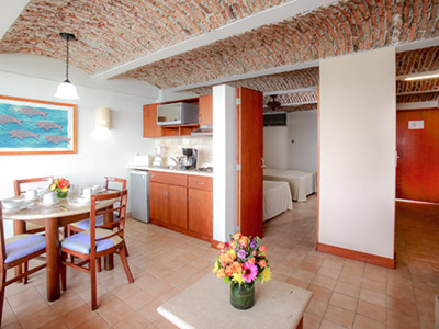 Ocean View Suite with a Kitchenette