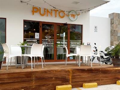 Restaurante Punto M