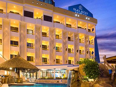 Olas Altas Inn Hotel and Spa